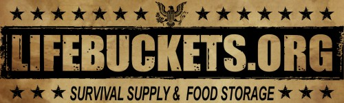 Life Buckets emergency food /supply storage is a San Diego based company that offers affordable quality long lasting foods with a 25 year shelf life.  sc 1 st  WordPress.com & LIFEBUCKETS u2013 Emergency Food Storage
